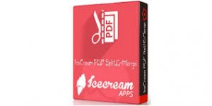 Icecream PDF Split Merge Pro Crack