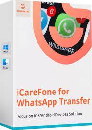 iCareFone for WhatsApp Transfer Crack